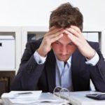 stress bei der arbeit