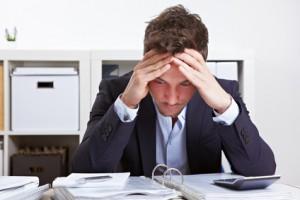 Bürostress